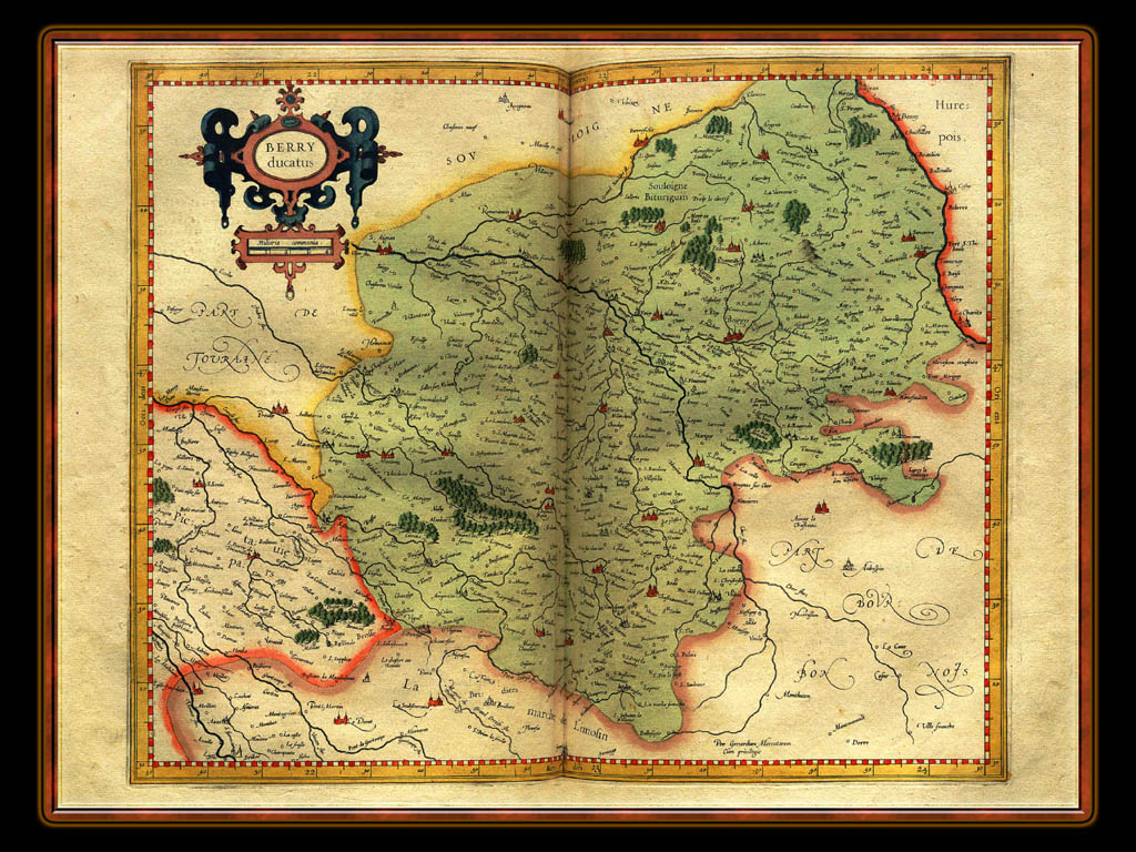 """Gerhard Mercator 1595 World Atlas - Cosmographicae"" - Wallpaper No. 67 of 106. Right click for saving options."