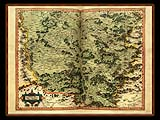 """Gerhard Mercator 1595 World Atlas - Cosmographicae"" - Wallpaper No.64.  Click for 640x480 or select another size."