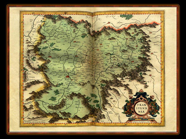 """Gerhard Mercator 1595 World Atlas - Cosmographicae"" - Wallpaper No. 74 of 106. Right click for saving options."